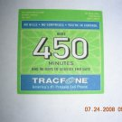 450 min Tracfone pin code with bonus codes
