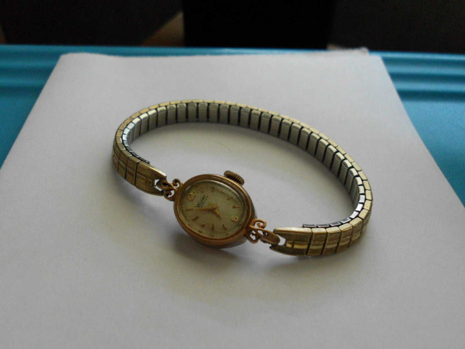 Scrap or Not   14 Kt Yellow Gold Wyler Watch