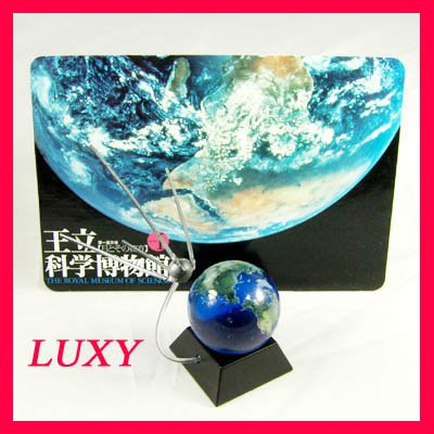 Startale Takara Royal Museum of Science Earth Space Luxy st1-1 Luxy Collectibles