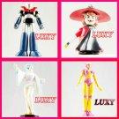 Mazinger Z Aphrodite Nagai Dororon Characters Set of 4  Anime Luxy Collectibles