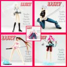 TENJHO TENJO TENGE Set of 5 Erotic Figures Luxy Anime Collectibles tt2