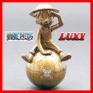 "One Piece ""Monkey D. Luffy"" Anime Character Bronze Version Luxy Collectibles"
