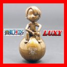 "One Piece ""Sanji"" Anime Character Bronze Edition Luxy Collectibles"