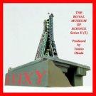Startales Takara Royal Museum of Science Soyuz Rocket Luxy Collectibles st2-3