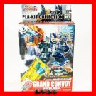 Transformer Grand Convoy Model Kit Optimus Prime LUXY Collectible