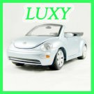1.25 VW New Beetle Cabrio Maisto Quality Diecast Car Model LB