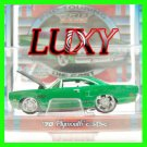 Maisto 1:64 1970 PLYMOUTH GTX Muscle Pro Rodz Diecast Luxy Collectibles Green
