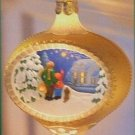 Hallmark Illuminations Watching For Santa 2005 Ornament Free Shipping