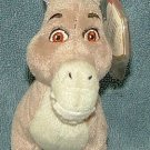 TY Beanie Baby Donkey Shrek the Third 2007 Retired Free Shipping