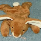 TY Beanie Baby Ears the Rabbit 1995 Retired Free Shipping