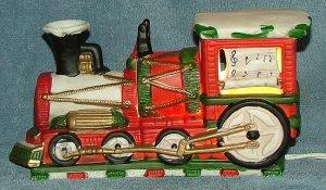 Christmas Around the World Lighted Train