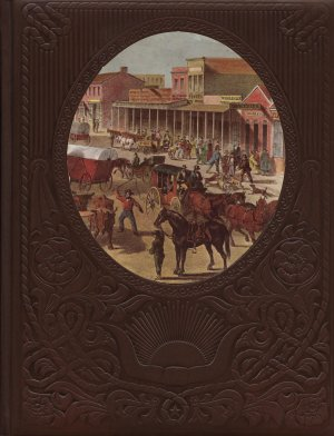 """Time Life Books """"The Old West Series"""" The Townsmen"""