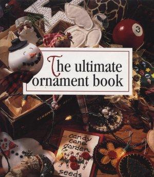 Ultimate Ornament Book Leisure Arts 1996