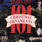 Vanessa Anns 101 Christmas Ornaments 1992