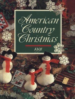 American Country Christmas 1991