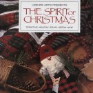 The Spirit of Christmas Leisure Arts vol. 9