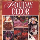 Sew No More Holiday Decor Leisure Arts 1995
