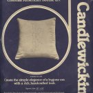 Colonial American Needle Candlewicking Pillow Kits 10725 & 10734