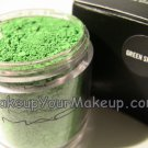 Green Space MAC Pigment Sample