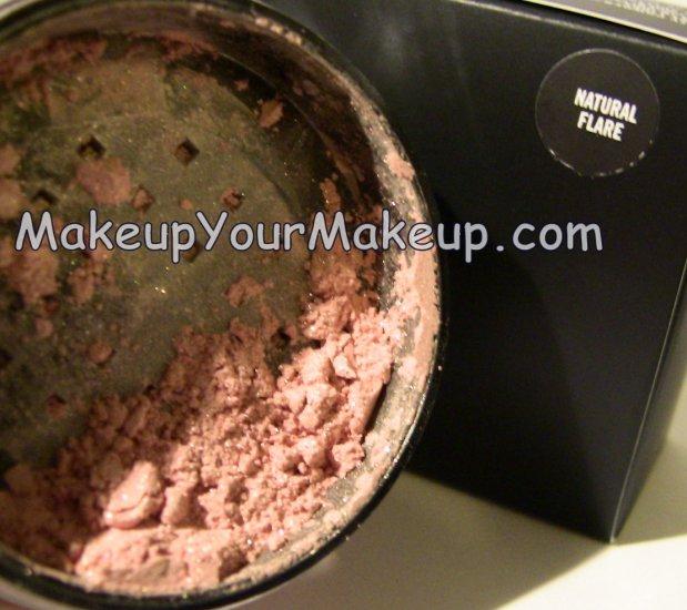 Natural Flare MAC Loose Beauty Powder Sample