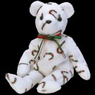 CAND-e the bear,  Beanie Baby - Retired