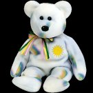 Cheery the sunshine bear,  Beanie Baby - Retired