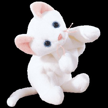 Flip the cat,  Beanie Baby - Retired