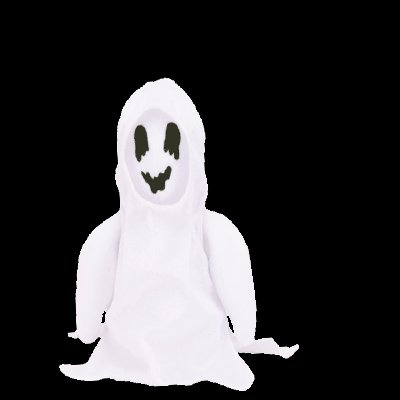 Sheets the ghost,  Beanie Baby - Retired