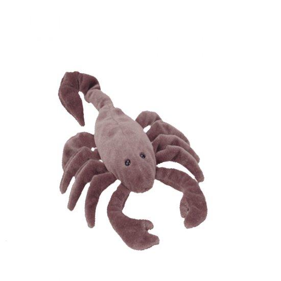 Stinger the scorpion,  Beanie Baby - Retired