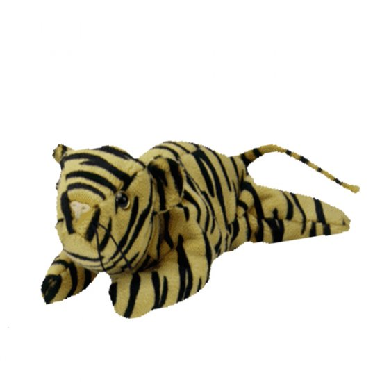 Stripes the tiger,  Beanie Baby - Retired