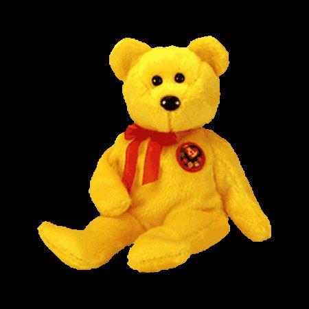 Tradee the e-Beanie bear,  Beanie Baby - Retired