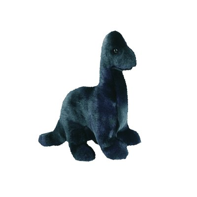 Bronty the brontosaurus,  Beanie Buddy - Retired