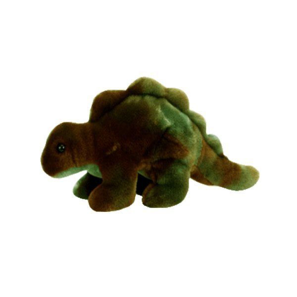 Steg the stegosaurus Beanie Buddy - Retired