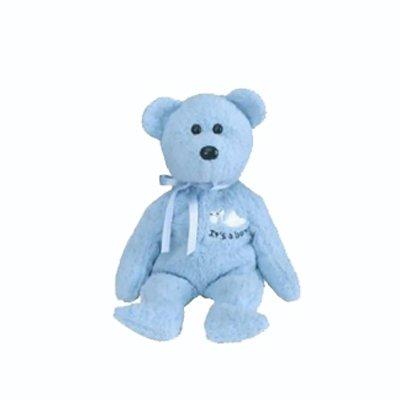 Baby Boy the bear,  Beanie Baby - Retired