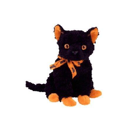 Fraidy the Halloween cat,  Beanie Baby - Retired