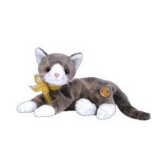 Cappuccino the cat (May BBOM Club),  Beanie Baby - Retired