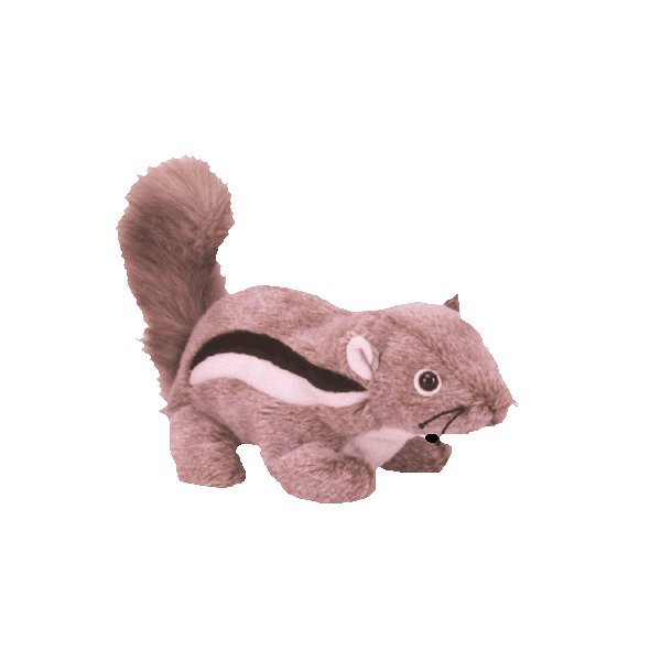 Chipper the chipmunk,  Beanie Baby - Retired