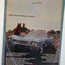 1968 Buick Skylark alkuperainen lehtimainos