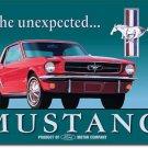 Mustang metallikyltti