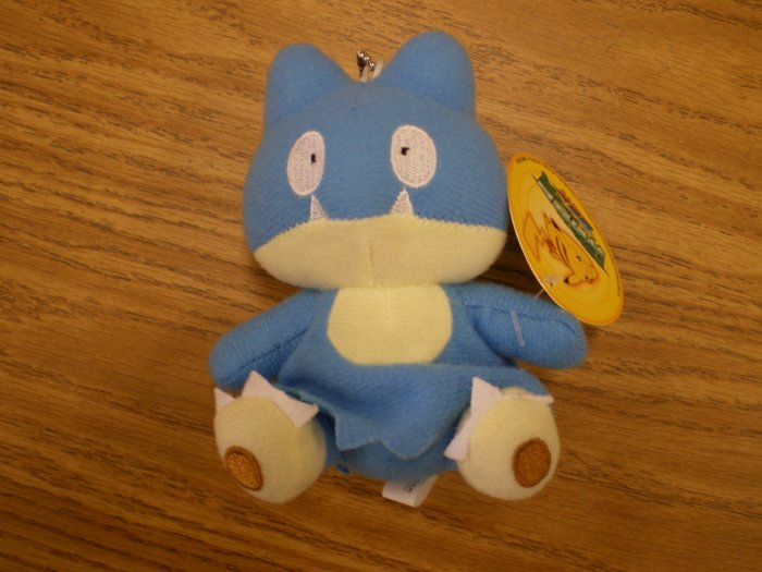 Small Munchlax Keychain Plush