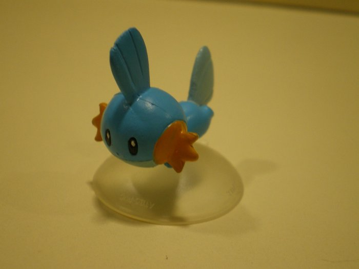 Mudkip Suction Cup