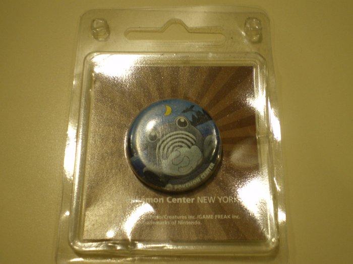 Poliwhirl Pokemon Center Badge