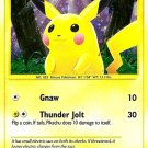 Secret Rare Holo Pikachu Rising Rivals 112/111