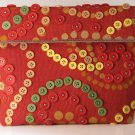 My Handmade Fabric Handbag Clutch