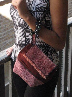 The Handmade Wrist Clutch Bag