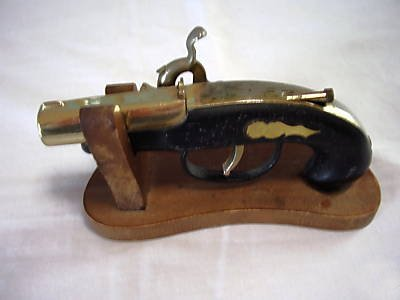 Vintage Pistol Lighter