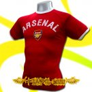 ARSENAL RED FOOTBALL ATHLETIC TEE T-SHIRT SOCCER Size M / J20