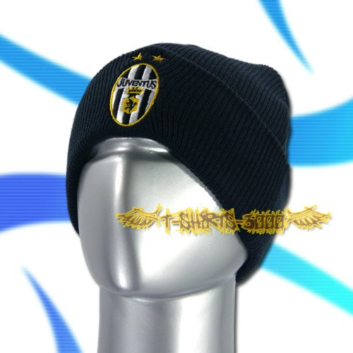 JUVENTUS DBLUE SOCCER BEANIE HAT SKULL CAP FOOTBALL / C11