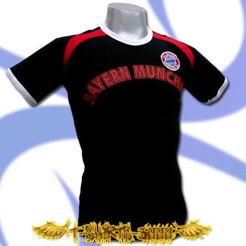 BAYERN MUNCHEN DARK BLUE FOOTBALL T-SHIRT SOCCER Size M / H36