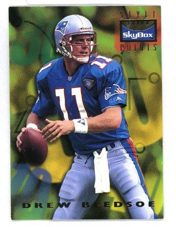 Drew Bledsoe, 1995 Skybox Premium # 139